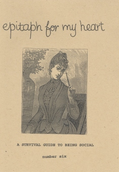 Epitaph for my Heart #6