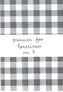 Panacea for Loneliness 4